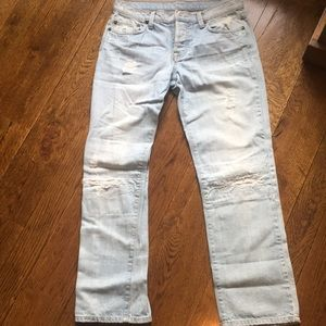 LF carmar jeans